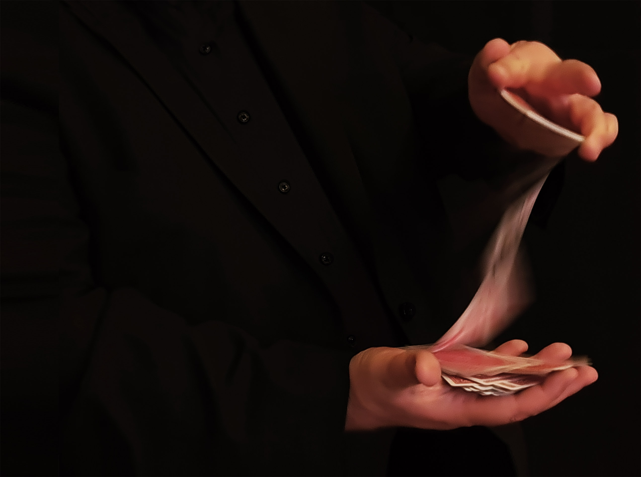 Magicien liégeois fort de 30 ans de carrière en magie